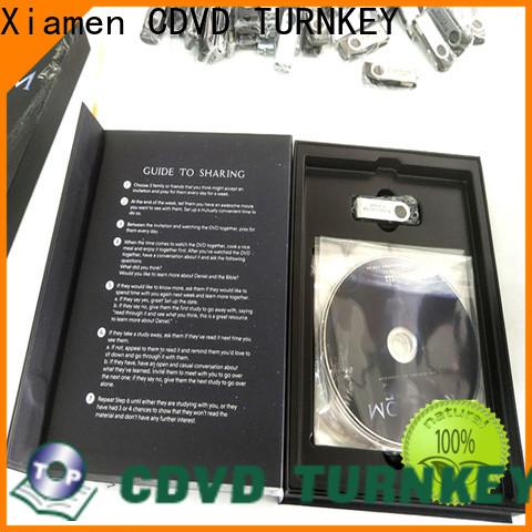 TURNKEY education cd box set company buffet restaurant