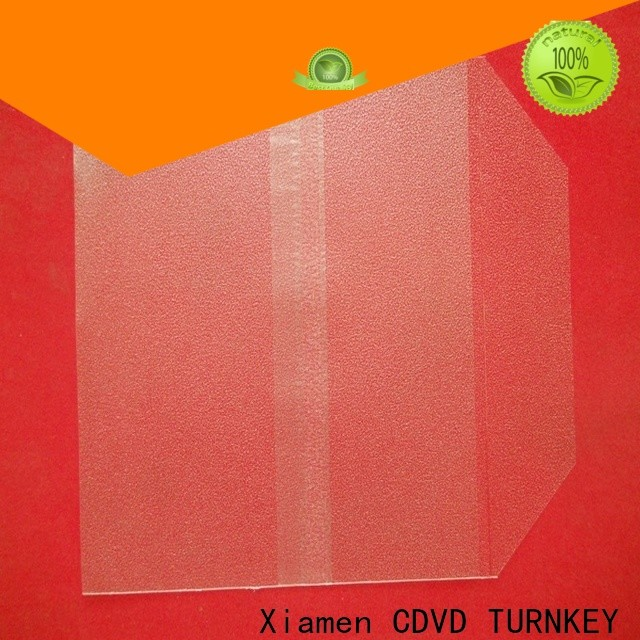 TURNKEY color white paper sleeve with windows factory for plaster