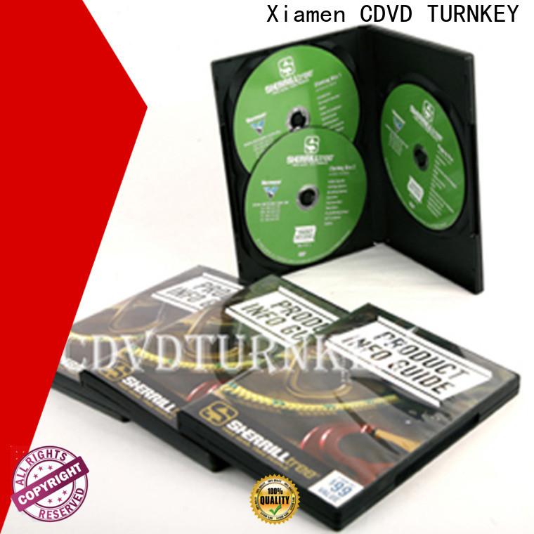 Best PP cd case packaging left for business for factory buildings