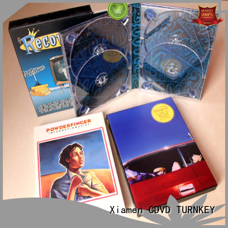 TURNKEY customized fitness dvd box set wholesale suppliers cafeteria
