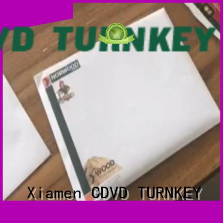 Latest printed envelope envelope factory for garden