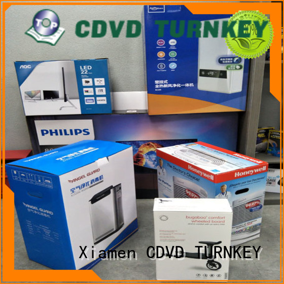 TURNKEY color printed corruaged box manufacturers for roads
