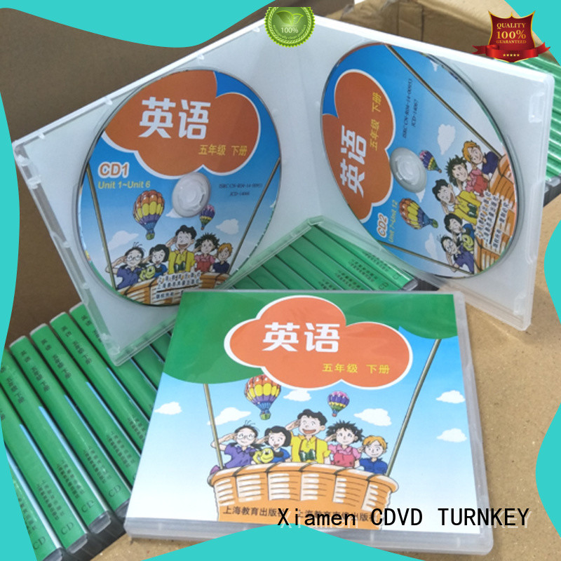 popular PP cd case packaging case directly sale for tower