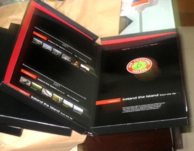 Book printing and gift box set packaging