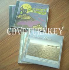 cd in 10.4mm cd jewel case packaging