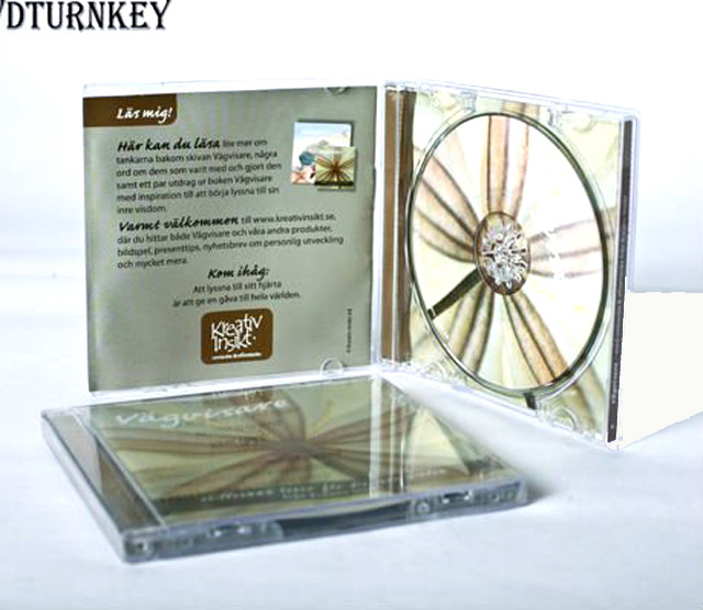 mini 8cm cd dvd in mini cd jewel case packaging