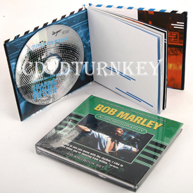 cd plastic hub or eva foam hub as disc holder be used on hardboard digi book or cardboard wallet packaging