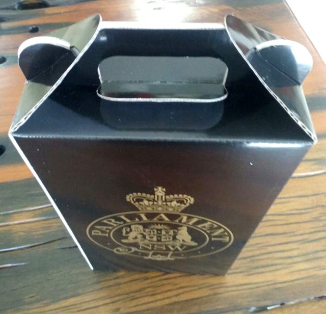 Corrugated1 Or 2-bottle Wine Box