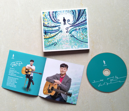 6 Panel CD Digpak Album With Booklet