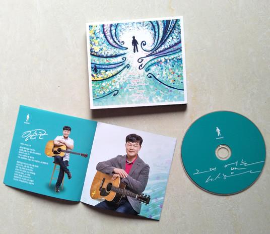 6 Panel CD Digpak Album With Booklet