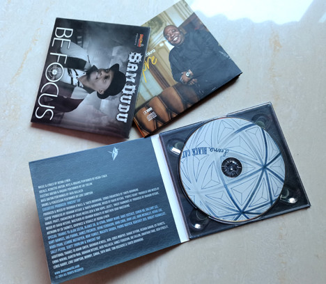 Eco-friendly CD Digipaks 4-Panel 6-Panel Hold 2 Disc Or 1 Disc Plus A Booklet Or Posterfold Packaging