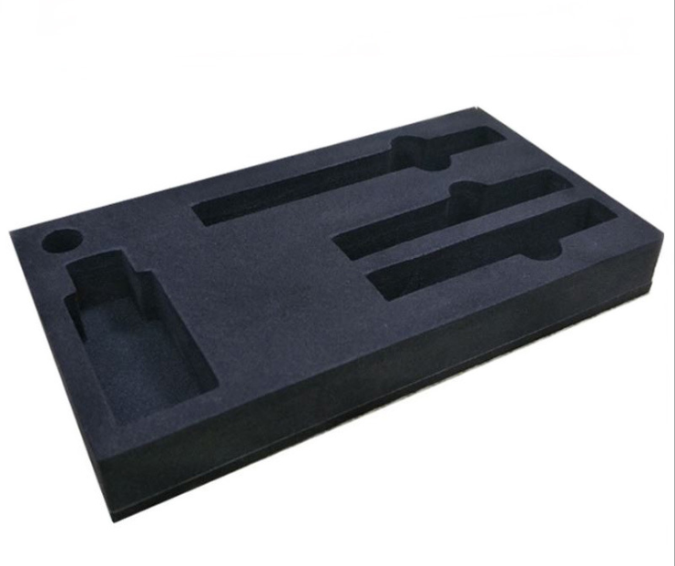 EVA Foam Density such as 32,50 die cut and color customized