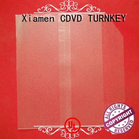 TURNKEY thickness cd paper sleeve directly sale for construction site
