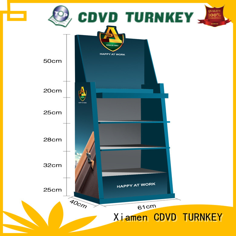 classical design cardboard display boxes corrugated directly sale for bridges