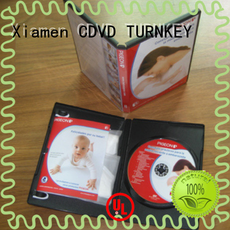 TURNKEY multi slim cd case packaging Suppliers for industrial buildings