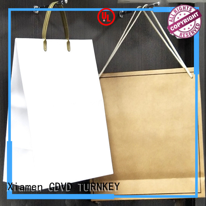 TURNKEY Top paper bag Suppliers for work