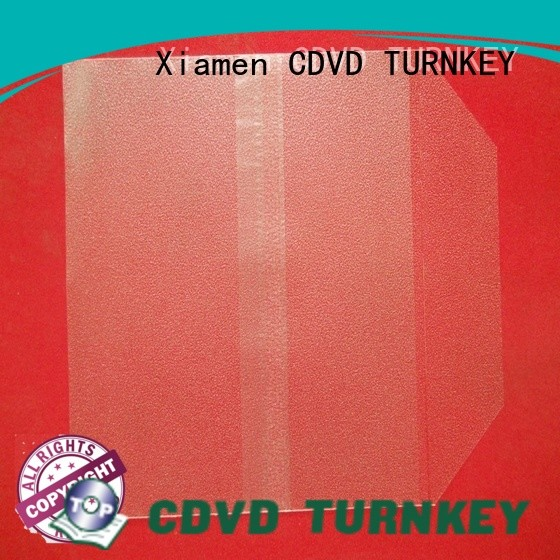 TURNKEY new-arrival dvd paper sleeves on sale for water conservancy