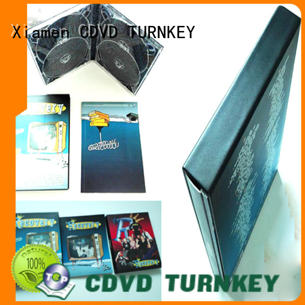 TURNKEY Best cd square box manufacturers for person