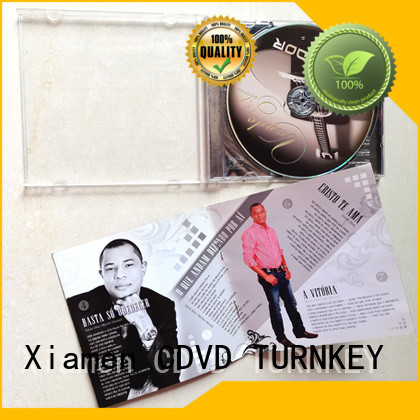 TURNKEY left double cd jewel case factory for tower