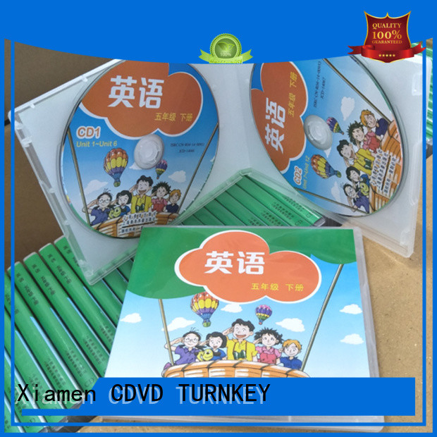 TURNKEY box dvd slipcase box directly sale for factory buildings