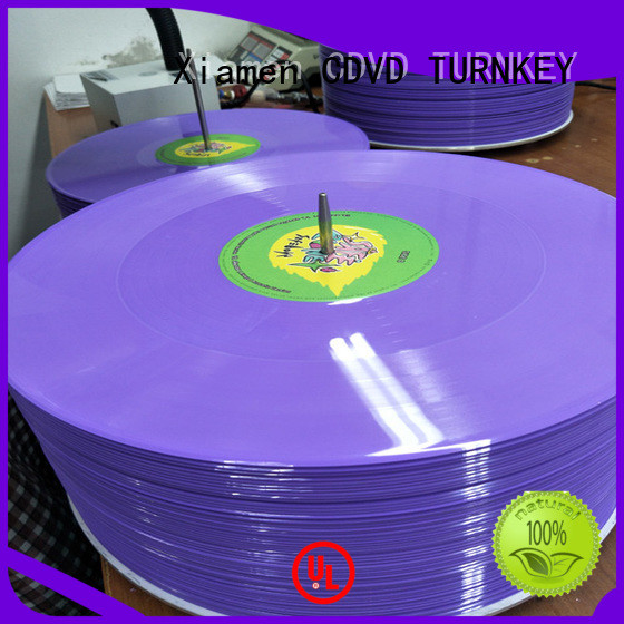 TURNKEY Best record pressing Suppliers for hotel