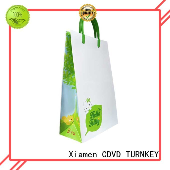 modern paper bag manufacturers directly sale for school