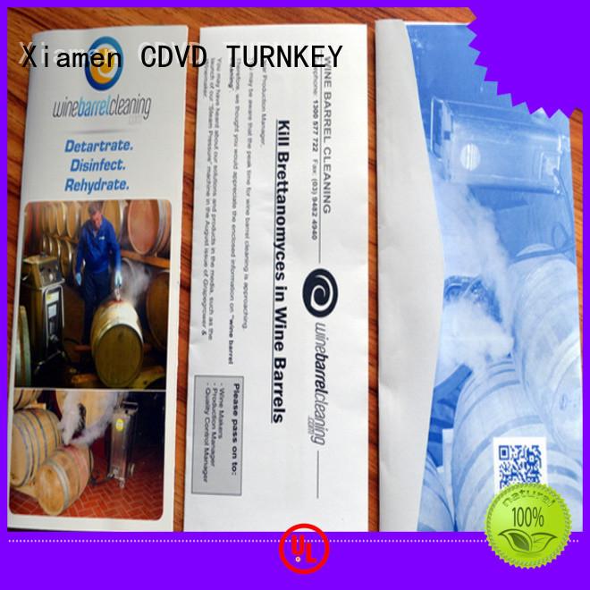 TURNKEY widely used kraft envelope advanced technology for garden