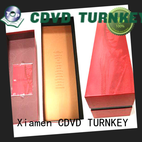 TURNKEY hot-sale wine boxes manufacturer for daily life