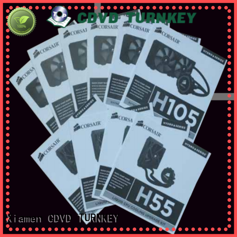 TURNKEY hang tag printing transfer services for guesthouse