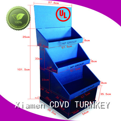 TURNKEY box corrugated printing box directly sale for bridges