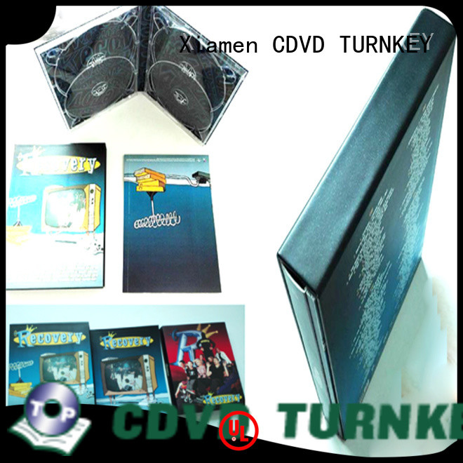 satisfactory cd square box promotion for school