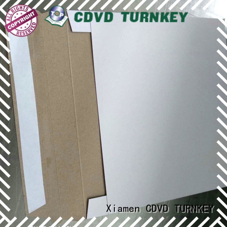 TURNKEY clear style brown kraft envelopes directly sale for kitchen
