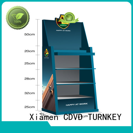 TURNKEY portable corrugated printing box directly sale for sea port