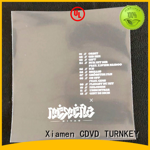 new-arrival cd sleeves pvc on sale for Kitchen