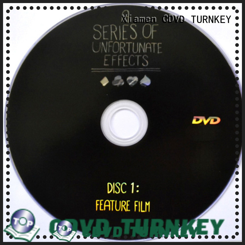 TURNKEY good quality cd duplication directly price dining room