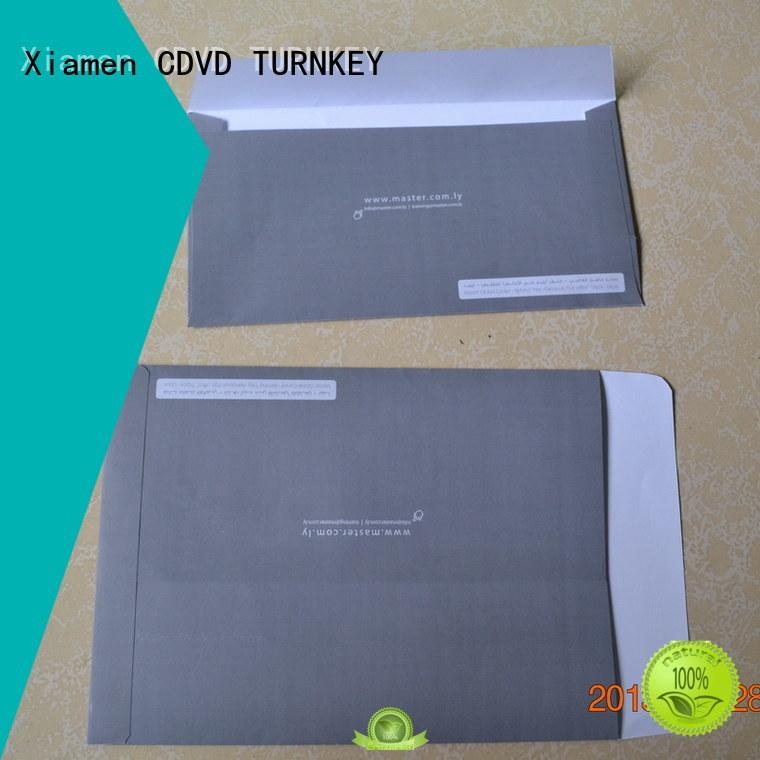 TURNKEY pp brown paper envelopes directly sale for garden