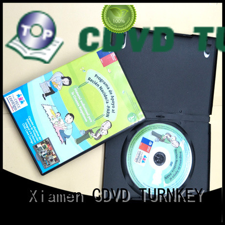 TURNKEY multi slim cd case packaging company for tower