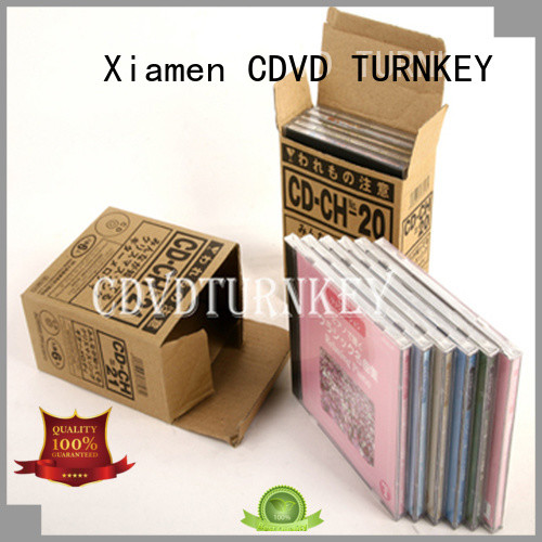 TURNKEY customized digipak boxset wholesale suppliers buffet restaurant