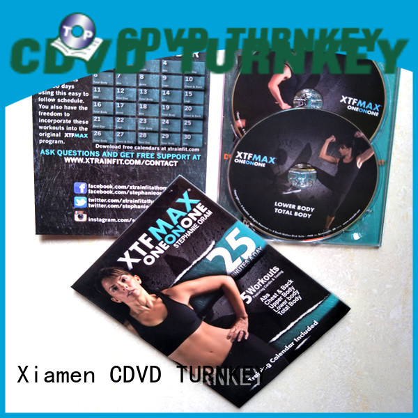 TURNKEY single digipck package directly sale cd for computer