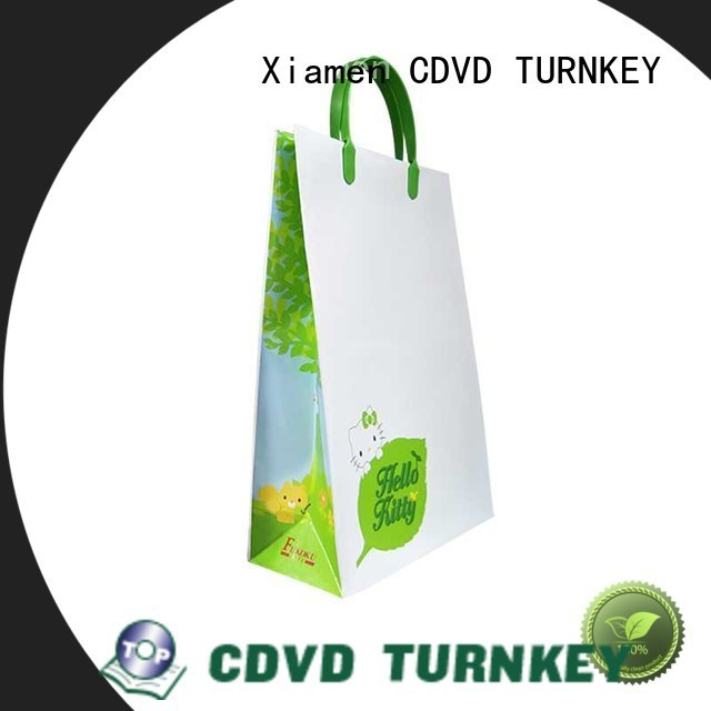 TURNKEY paper bag directly sale for daily life