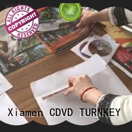TURNKEY cd box set wholesale suppliers buffet restaurant
