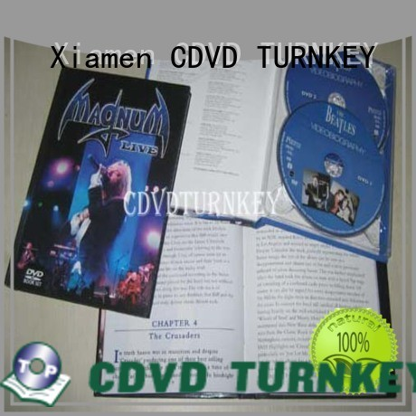 TURNKEY professional dvd holder book on sale refectory