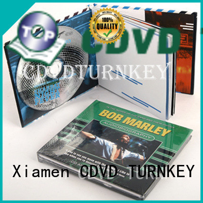 TURNKEY packaging dvd holder book directly sale dining room