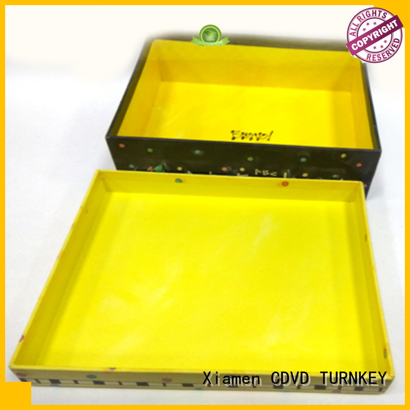 Custom magnetic closure box manufacturers for project