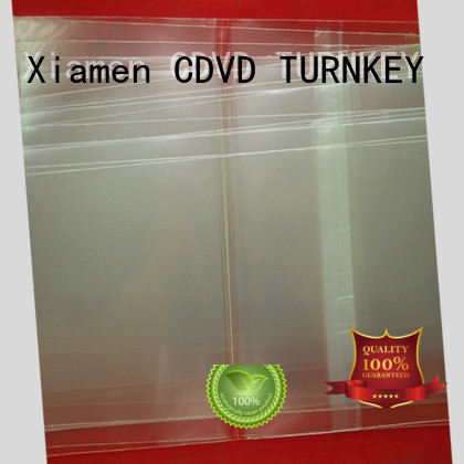 TURNKEY black dvd paper sleeves online for water conservancy