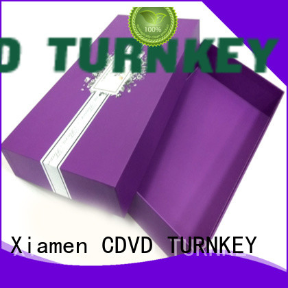 TURNKEY cute gift boxes promotion for project