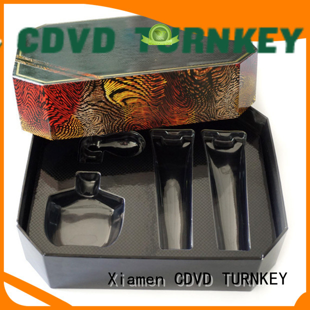 TURNKEY high-quality custom cosmetic packaging from China buffet restaurant