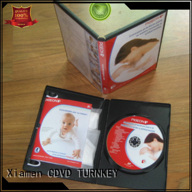 TURNKEY competetive price multi cd case packaging directly sale for factory buildings