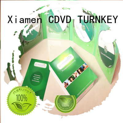 TURNKEY customized movie box sets manufacturer buffet restaurant