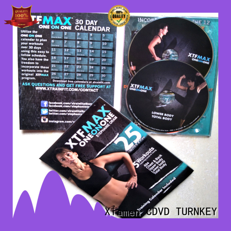 TURNKEY new-arrival dvd digipak transfer services cd for computer